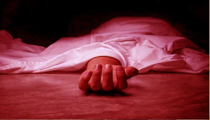 प्रेमी के मिलकर पत्नी ने पति की हत्या, रात भर शव के साथ सोती रही