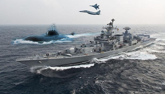 nevi 1 1 आसमान पर राफेल तो समुद्र पर भारत का ये हथियार लेगा दुश्मनो से टक्कर..