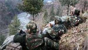 pak 1 जम्मू कश्मीर के पुंछ में पाकिस्तान की नापाक हरकत, सीमा पर की गोलाबारी..