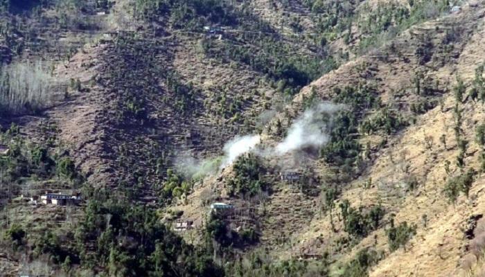 pak 2 जम्मू कश्मीर के पुंछ में पाकिस्तान की नापाक हरकत, सीमा पर की गोलाबारी..