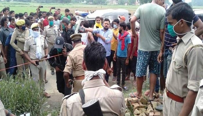 प्रयागराज में एक ही परिवार के 4 लोगों की धारदार हथियार से हत्या, पुलिस व्यवस्था पर सवाल