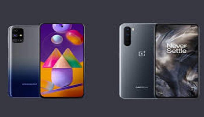 samsung nord 2 Samsung Galaxy M31s vs OnePlus Nord जानिए कौन सा फोन है बेस्ट?