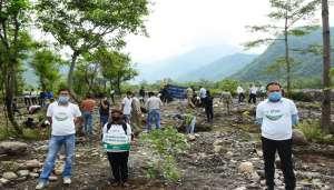 trivender 2 3 प्रधान एवं क्षेत्रवासी पौधों को गोद लेंः मुख्यमंत्री
