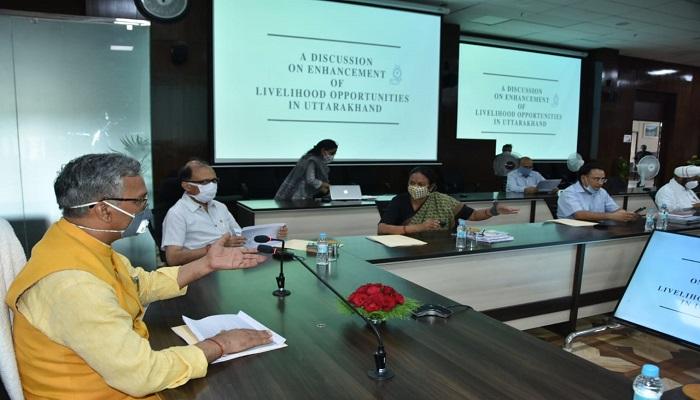 trivender 2 कोरोना में लोगों की आर्थिक स्थिति सुधारने के लिए उत्तराखंड सरकार का बड़ा कदम..