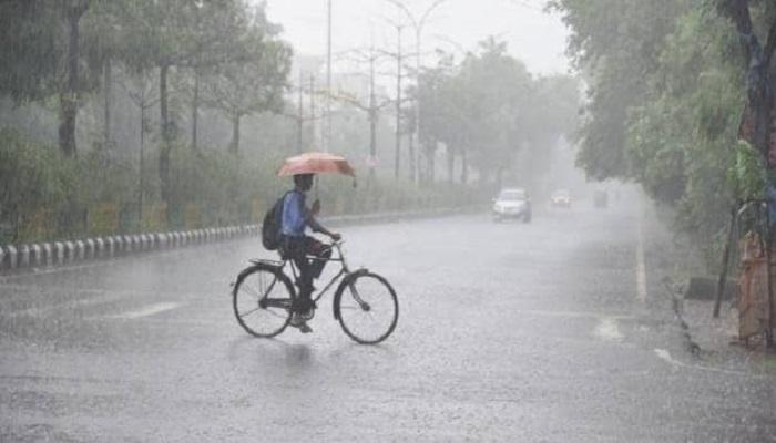 यूपी के इन जिलों में होगी भारी बारिश, मौसम विभाग ने जारी की चेतावनी