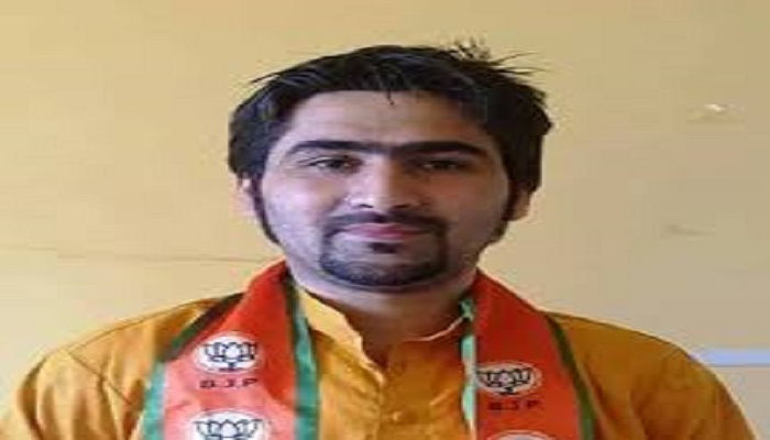 बीजेपी नेता वसीम बरी को न्याय दिलाने के लिये सड़कों पर उतरे लोग..
