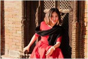 yanki 1 नेपाल के पीएम की कुर्सी बचा लेगी ये चीनी गुड़िया ?