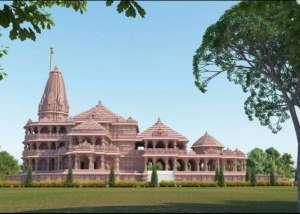 116886097 3043697835742959 7185247275502845707 o इस तरह का होगा राम मंदिर, नक्शे की तस्वीर की गई जारी