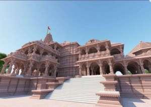117251700 3043697499076326 1239919811249449129 o इस तरह का होगा राम मंदिर, नक्शे की तस्वीर की गई जारी