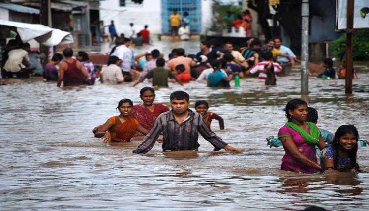 बाढ़ का कहर