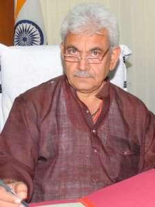Manoj Sinha 2 मनोज सिन्हा ने प्रशासनिक काउंसिल की पहली बैठक ली