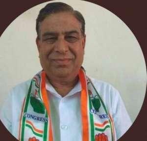 RavinderSharma नहीं मिले कांग्रेस नेता, न ही एल.जी जम्मू कश्मीर ने बुलाया