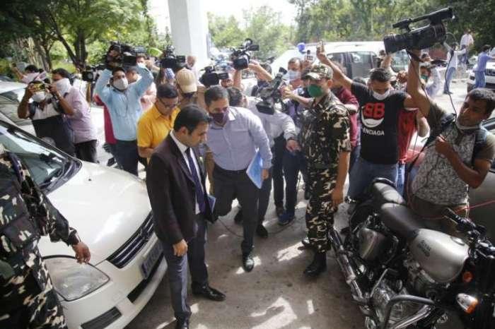 """सीआरपीएफ हमला:19 आरोपियों के खिलाफ""""एन.आई.ए""""की.चार्जशीट पेश"""