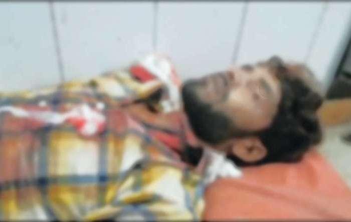 कोतवाली में युवक ने काटी गर्दन, पुलिस विभाग में मचा हड़कंप