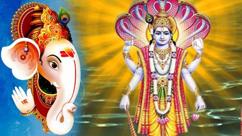 anant chaturdashi ganesh bhagwan vishnu अनंत चतुर्दशी के दिन ऐसे करें भगवान विष्णु की पूजा