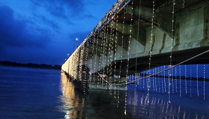 ayodhya 1 भगवान राम के भजनों से गूज रही अयोध्या..