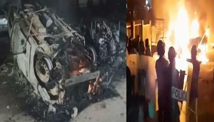 bangluru आपत्तिजनक फेसबुक पोस्ट से बेंगलुरू में भड़की हिंसा, 2 लोगों की मौत, 60 पुलिसकर्मी घायल