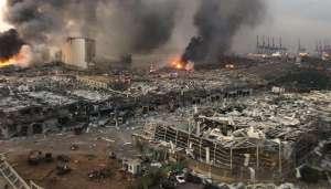 beruit 2 1 बेरूत में हुए ब्लास्ट में मारे गये 100 से ज्यादा लोगों की मौतों का कौन जिम्मेदार?