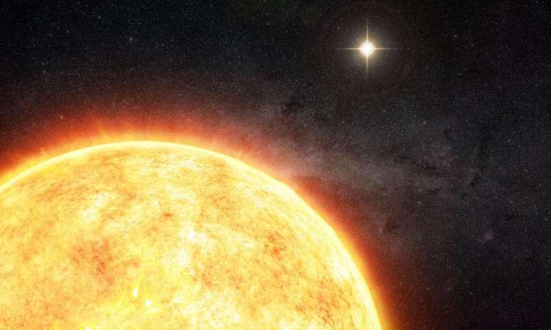 सूर्य को बाइनरी स्टार का साथी