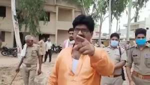 bip 2 योगी राज में बीजेपी विधायक की पुलिस द्वारा पिटाई से मचा बवाल..