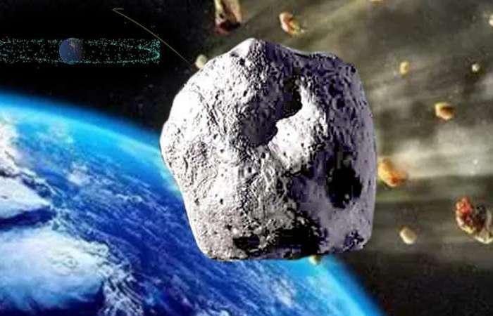 पृथ्वी से टकराएगा उल्कापिण्ड ,क्या करेगा तबाह ?