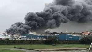 fire 2 अमेरिका में लगी भीषण आग, तबाही की तस्वीरें सोशल मीडिया पर वायरल..