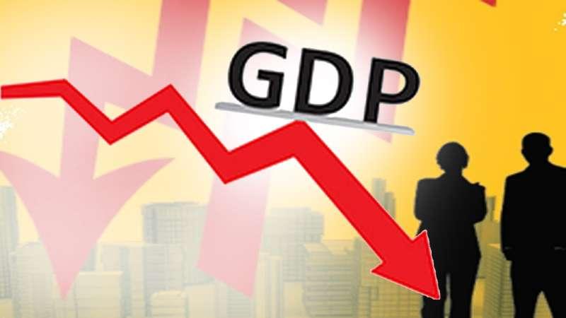 gdppppp जीडीपी में गिरावट, सरकार को नहीं सूझ रहा कोई विकल्प