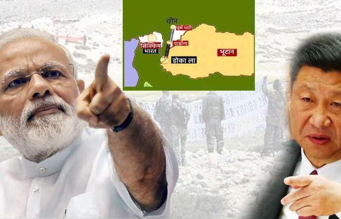 भारत-भूटान बार्डर पर चीन खाली करा रहा अपने गांव, क्या माजरा है?