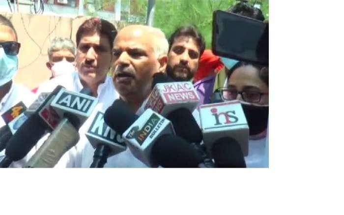 जम्मू-कश्मीर के महासचिव अशोक कौल ने दिया बड़ा बयान..