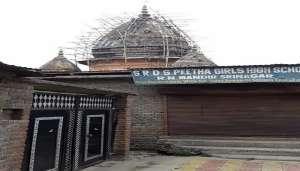 jammu 2 कश्मीर मेंमंदिरोमें शुरू हुआ निर्माण कार्य,जल्द बहुरेंगे घाटी के मंदिरों की दशा ,