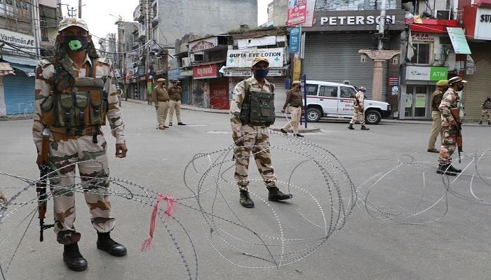 jammu and kashmir केंद्र शासित जम्मू-कश्मीर की सालगिरह पर 5 अगस्त तक धारा 144 लागू