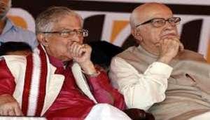 lal 2 राम जन्म भूमि पूजन पर आडवाणी और मुरली मनोहर जोशी को अब तक क्यों नहीं मिला निमंत्रण?