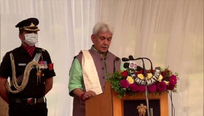 manoj 1 1 जम्मू कश्मीर के नये उपराज्यपाल के रूप में मनोज सिन्हा ने शपथ ली..