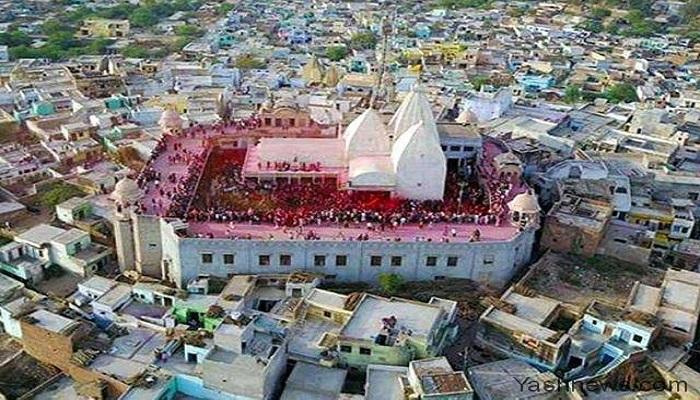 nand gaoun 1 जानिए नंदगांव में कैसी चल रहीं भगवान श्री कृष्ण के जन्मोत्सव की तैयारियां?