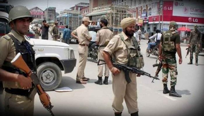 police 1 जम्मू कश्मीर के बांदीपोरा से तीन आतंकी गिरफ्तार..