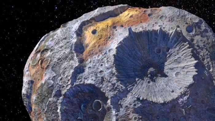 नासा को अंतरिक्ष में मिली कीमती धातु,  दुनिया होगी मालामाल