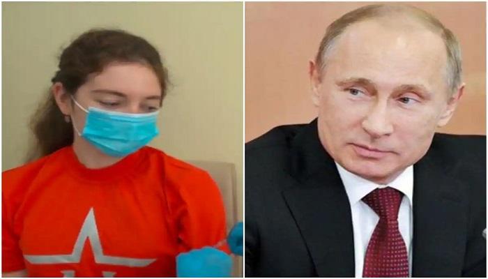 putin रूस ने किया कोरोना वेक्सीन बनाने का दावा, पुतिन ने कहा मेरी बेटी को भी दी गई डोज