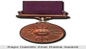 rajjev 1 रोहित शर्मा , फोटगाट सहित चार लोगों को मिलेगा राजीव गांधी खेल रत्न..