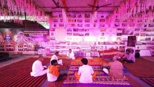 ram ayodhya 2 भगवान राम के भजनों से गूज रही अयोध्या..