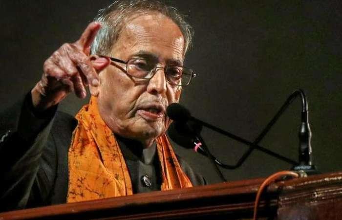 प्रणब मुखर्जी ने राष्ट्रपति भवन के द्वार खोले थे जनता के लिए: कोविंद