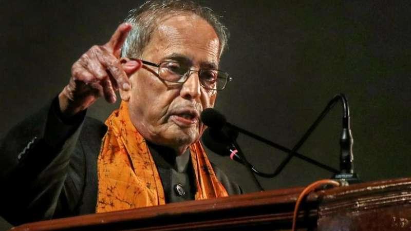 rashtrapati प्रणब मुखर्जी ने राष्ट्रपति भवन के द्वार खोले थे जनता के लिए: कोविंद
