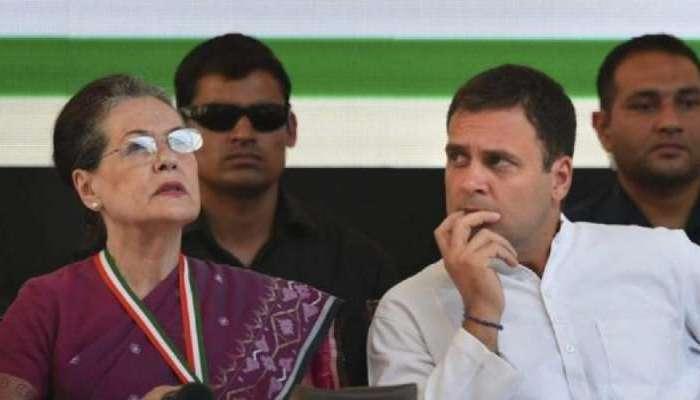 कांग्रेस नेतृत्व पर 23 वरिष्ठ नेताओं की सोनिया को चिट्ठी