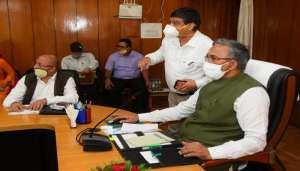 trivender 2 आत्मनिर्भर भारत में उद्योग जगत की महत्वपूर्ण भूमिका: मुख्यमंत्री