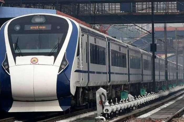 भारत ने चीन को दिया झटका, वंदे भारत ट्रेन टेंडर को किया रद्द