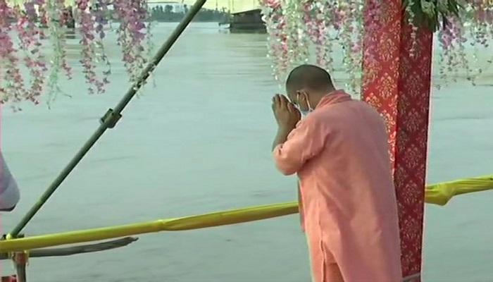 yogi 1 सज गई भगवान राम की अयोध्या, सीएम योगी ने किया जायजा..