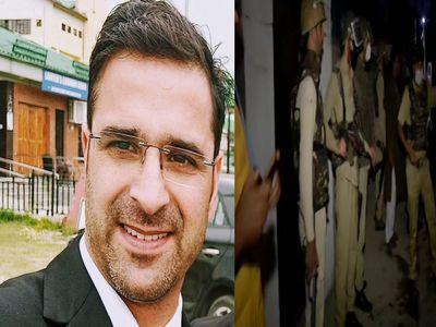 Adv Baber Qadri की गोली मारकर सनसनीखेज हत्या