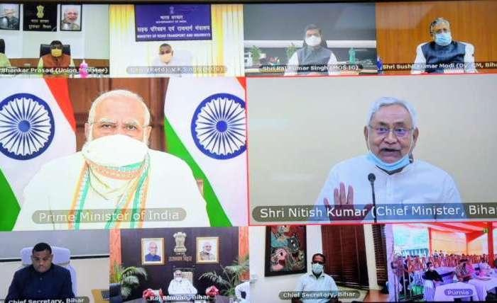 प्रधानमंत्री नरेंद्र मोदी ने बिहार को दी चुनावी सौगात