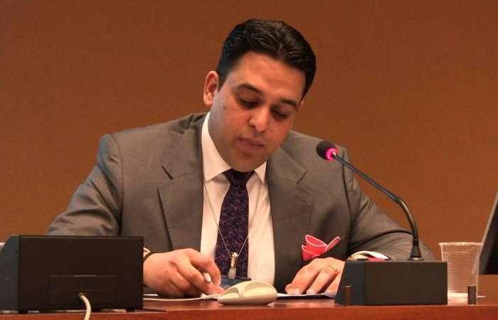 कश्मीरी जुनैद कुरैशी ने UNHRC में किया पाकिस्तान का पर्दाफाश