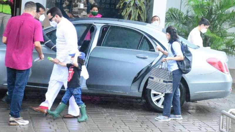 Kareena Kapoor With Sheff करीना कपूर ने छोड़ा मुंबई, बताई यह वजह !