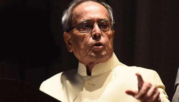 पूर्व राष्ट्रपति प्रणब मुखर्जी का अंतिम संस्कार, बेटे ने दी मुखाग्नि